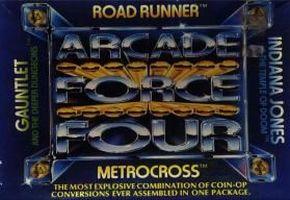 Arcade Force Four per Sinclair ZX Spectrum