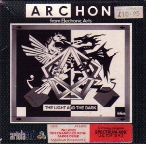 Archon: The Light and the Dark per Sinclair ZX Spectrum