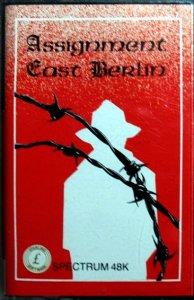 Assignment East Berlin per Sinclair ZX Spectrum