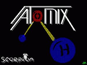 Atomix per Sinclair ZX Spectrum