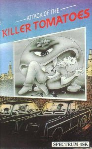 Attack of the Killer Tomatoes per Sinclair ZX Spectrum