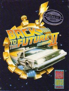 Back To The Future Part II per Sinclair ZX Spectrum
