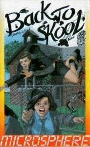 Back to Skool per Sinclair ZX Spectrum