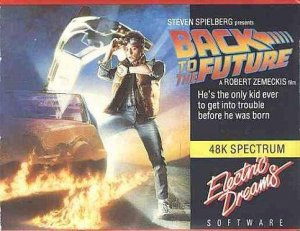 Back to the Future per Sinclair ZX Spectrum