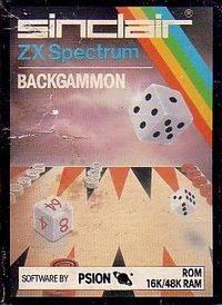 Backgammon per Sinclair ZX Spectrum