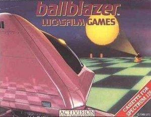 Ballblazer per Sinclair ZX Spectrum