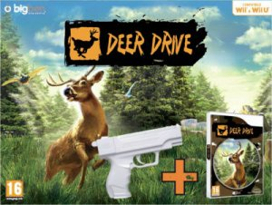 Deer Drive per Nintendo Wii