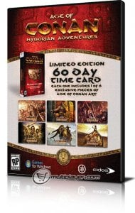 Age of Conan: Hyborian Adventures per PC Windows