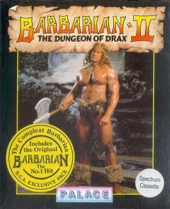 Barbarian 2 per Sinclair ZX Spectrum