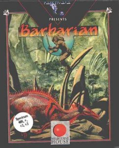 Barbarian per Sinclair ZX Spectrum