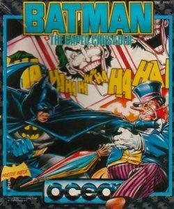 Batman: The Caped Crusader per Sinclair ZX Spectrum