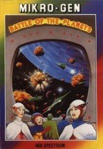 Battle of the Planets per Sinclair ZX Spectrum