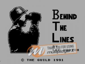 Behind the Lines per Sinclair ZX Spectrum
