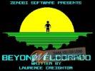 Beyond El Dorado per Sinclair ZX Spectrum