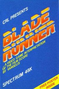Blade Runner per Sinclair ZX Spectrum