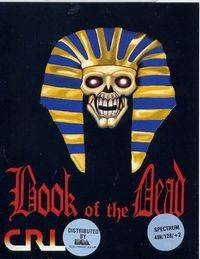 Book of the Dead per Sinclair ZX Spectrum