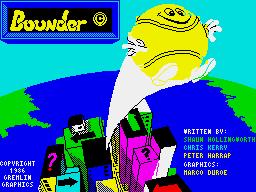 Bounder per Sinclair ZX Spectrum