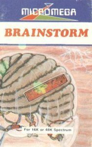 Brainstorm per Sinclair ZX Spectrum