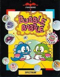 Bubble Bobble per Sinclair ZX Spectrum