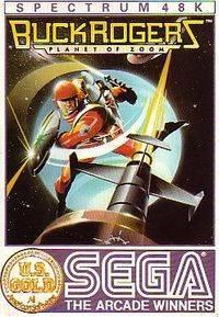 Buck Rogers: Planet of Zoom per Sinclair ZX Spectrum
