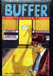Buffer Adventure per Sinclair ZX Spectrum