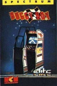 Buggy Boy per Sinclair ZX Spectrum