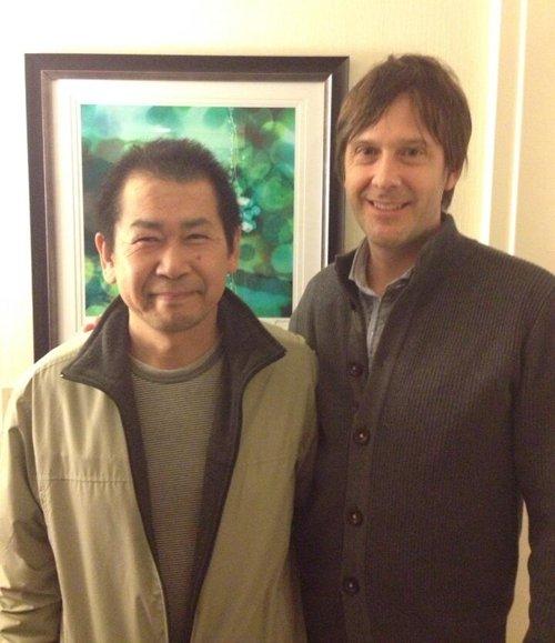Yu Suzuki e Mark Cerny insieme: discussioni su Shenmue III?