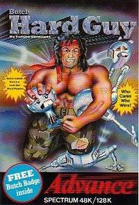 Butch - Hard Guy per Sinclair ZX Spectrum