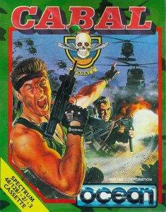 Cabal per Sinclair ZX Spectrum