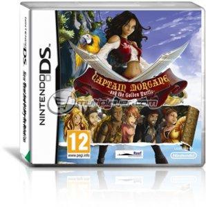 Capitan Morgan e la Tartaruga d'Oro per Nintendo DS