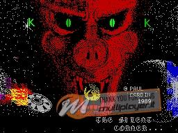 Captain Kook per Sinclair ZX Spectrum