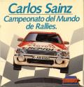 Carlos Sainz per Sinclair ZX Spectrum