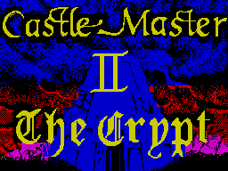 Castle Master II: The Crypt per Sinclair ZX Spectrum