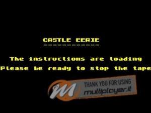 Castle Eerie per Sinclair ZX Spectrum