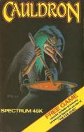 Cauldron per Sinclair ZX Spectrum