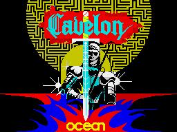 Cavelon per Sinclair ZX Spectrum