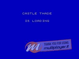 Castle Thade per Sinclair ZX Spectrum