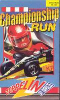 Championship Run per Sinclair ZX Spectrum