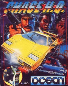Chase H.Q. per Sinclair ZX Spectrum