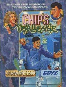 Chip's Challenge per Sinclair ZX Spectrum