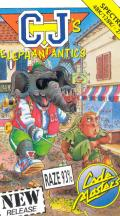 CJ's Elephant Antics per Sinclair ZX Spectrum