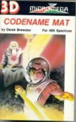 Codename: MAT per Sinclair ZX Spectrum
