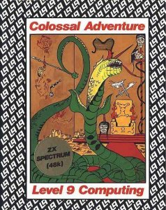 Colossal Adventure per Sinclair ZX Spectrum