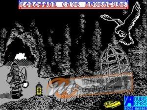 Colossal Cave Adventure per Sinclair ZX Spectrum