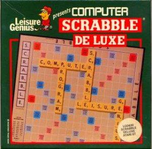 Computer Scrabble De Luxe per Sinclair ZX Spectrum