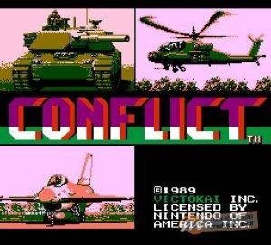 Conflict per Sinclair ZX Spectrum