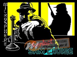 Contact Sam Cruise per Sinclair ZX Spectrum