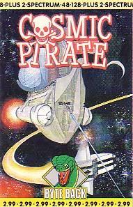 Cosmic Pirate per Sinclair ZX Spectrum