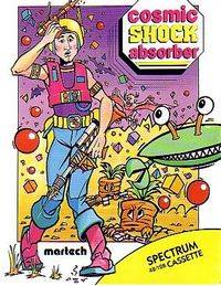 Cosmic Shock Absorber per Sinclair ZX Spectrum
