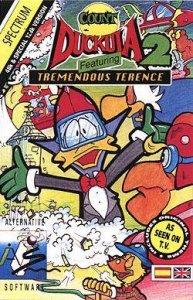 Count Duckula 2 Featuring Tremendous Terence per Sinclair ZX Spectrum